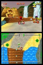 Donkey Kong Racing (2)