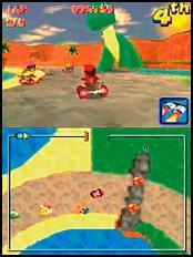 Donkey Kong Racing (3)