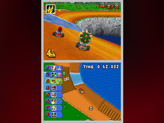 Mario Kart DS (2)