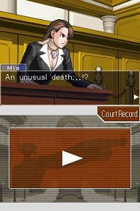 Ace Attorney - trials and tribulations (3)