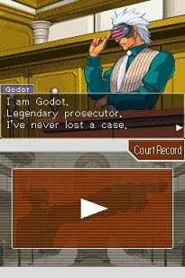 Ace Attorney - trials and tribulations (4)