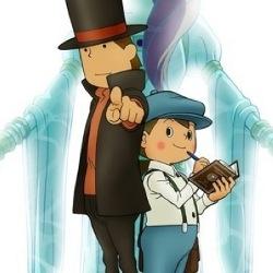 Prof. Layton 3DS