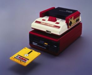 Famicon Disk System