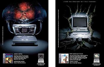 Gameboy Advance (2)