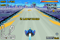 F-Zero Climax Screen 9