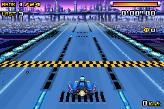 F-Zero Climax Screen 5