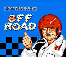 RetroRecensione NES: Ivan Ironman Stewart's Super Off-road