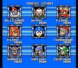Megaman VI (1)