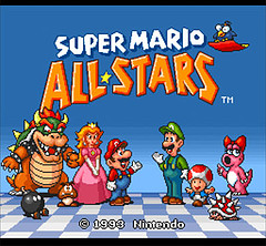 Super Mario All Stars (1)