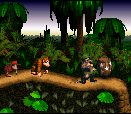 Donkey Kong Country (2)