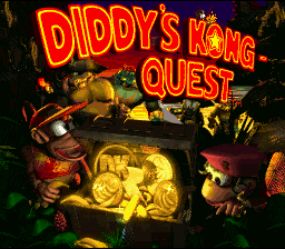 Donkey Kong Country 2 (1)