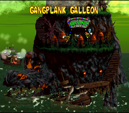 Donkey Kong Country 2 (2)