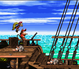 Donkey Kong Country 2 (3)