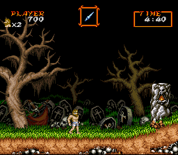 Super Ghouls'n'Ghosts (2)
