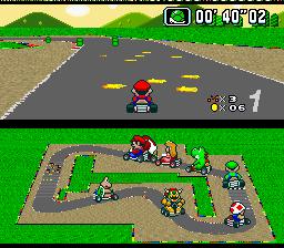 Super Mario Kart (2)