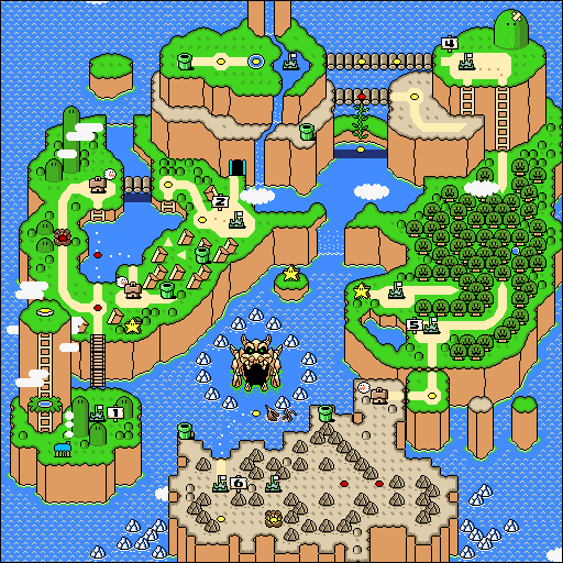 Super Mario World (1)