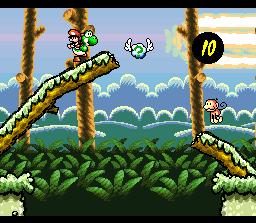 Yoshi's Island (3)