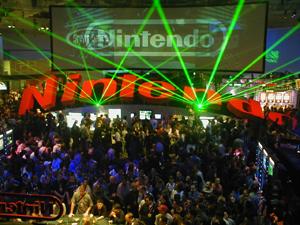 Nintendo Stand E3 2001