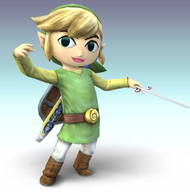 Toon Link (2)