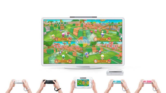 Grafica WiiU