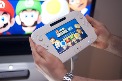 Wii U Mario Game