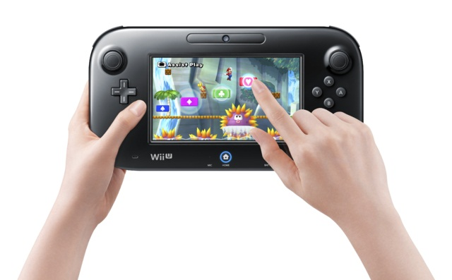 Giocando col Wii U