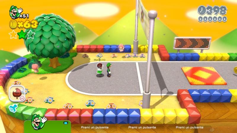 Super Mario 3D Kart