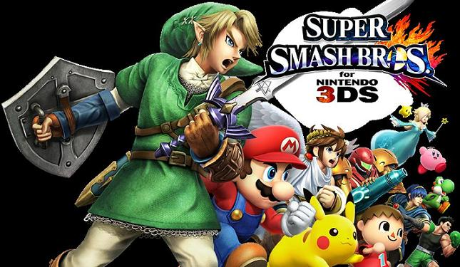 La recensione per Super Smash Bros. 3DS!