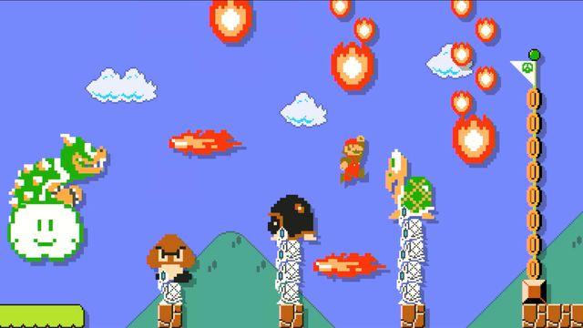 Super Mario Maker 5
