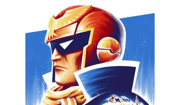 F-Zero - Captain Falcon
