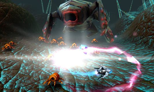 Ulteriori screenshot per Nano Assault