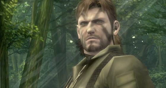 Metal Gear Solid: Snake Eater 3D Video ed immagini!