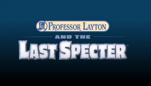E3: Professor Layton and the Last Specter