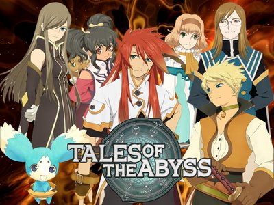 3 nuovi trailer per Tales of the Abyss
