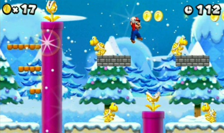 Annunciato New Super Mario Bros 2
