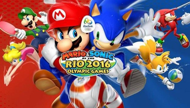 Trailer del nuovo Mario & Sonic at the 2016 Rio Olympic Games