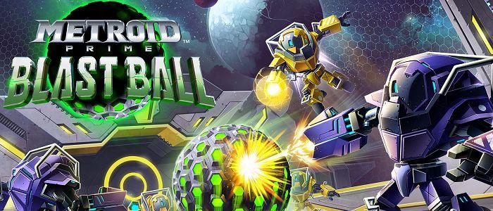 Arriva Metroid Blast Ball: gratis nell'e-Shop del Nintendo 3DS!