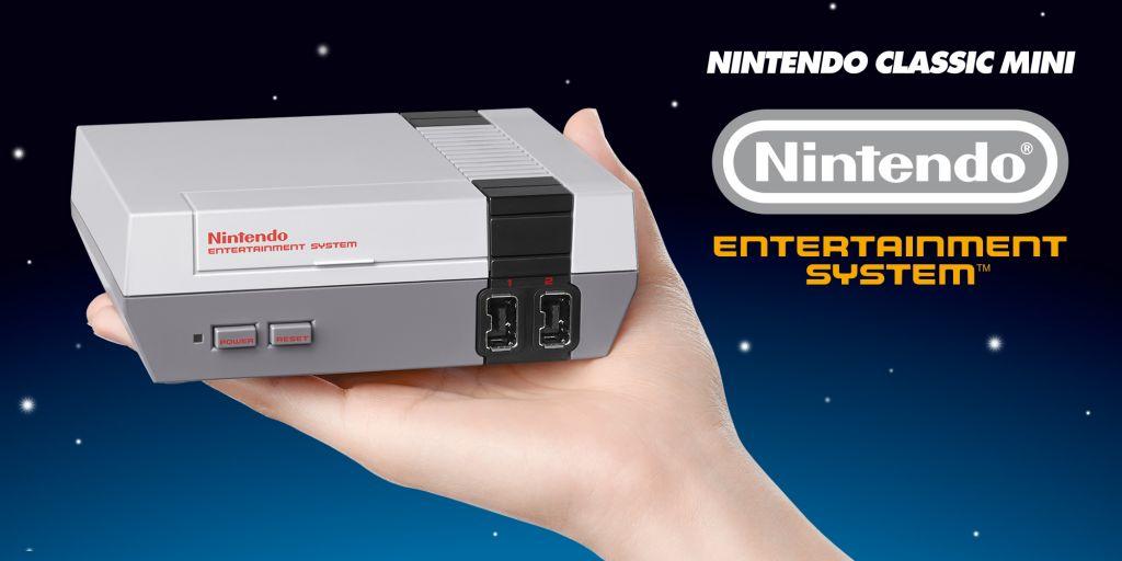 Nintendo Classic Mini, una riedizione del NES per nostalgici