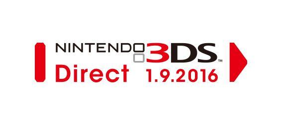 NINTENDO 3DS DIRECT ANNUNCIATO PER IL 1° SETTEMBRE ALLE 16