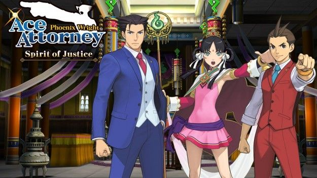 Ace Attorney: Spirit of Justice in arrivo su Nintendo eShop