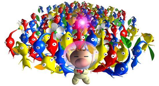Annunciato nuovo gioco di Pikmin per Nintendo 3DS