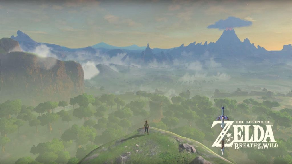 Uno spot TV italiano per The Legend of Zelda: Breath of the Wild