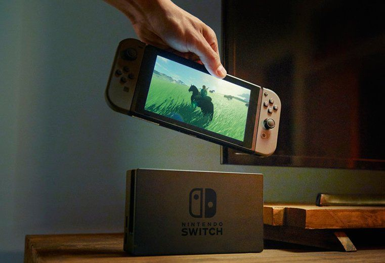 Primo video dell'unboxing completo di Nintendo Switch