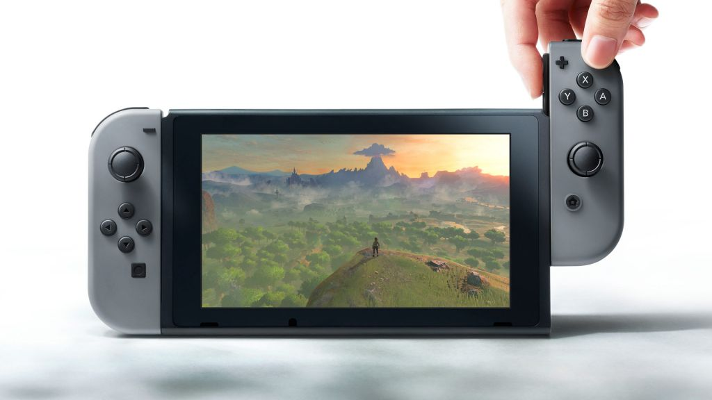 Specifiche Tecniche Nintendo Switch, sono forse queste?