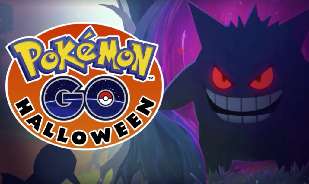 Evento di Halloween per Pokémon Go