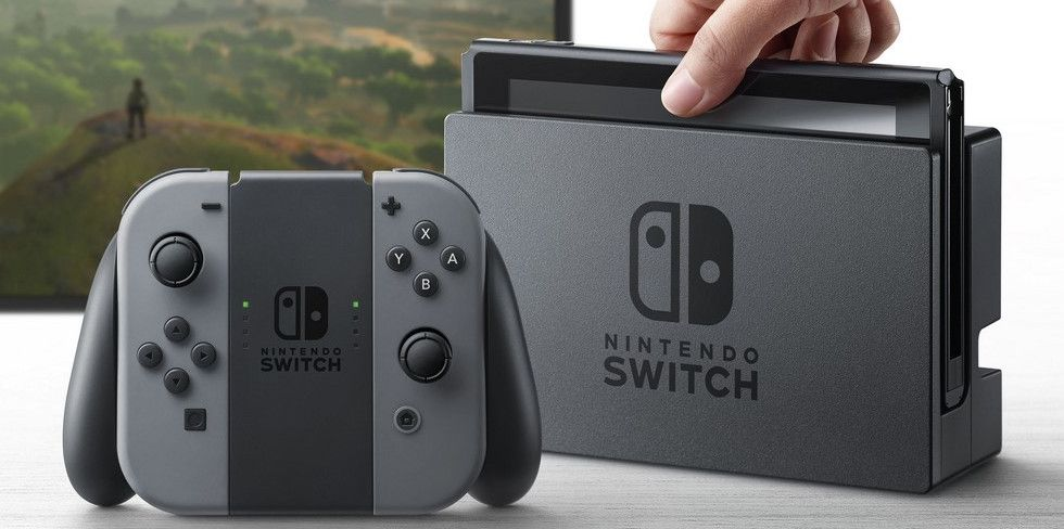 Confronto video tra le dimensioni di Nintendo Switch e Wii U
