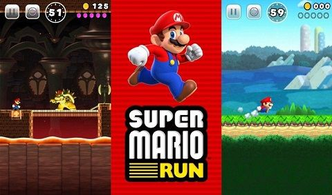 Super Mario Run in arrivo su Android