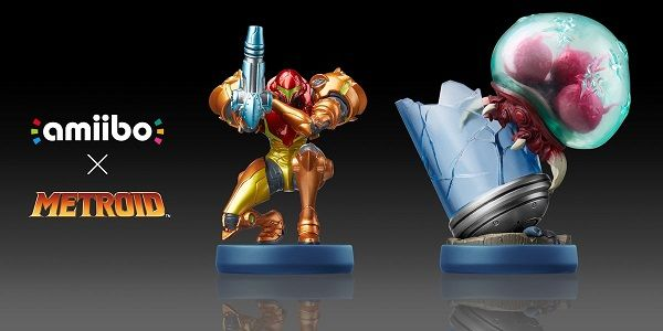 Rivelate le funzioni amiibo di Metroid: Samus Returns