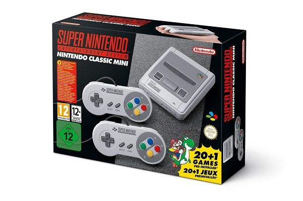NES e SNES mini torneranno disponibili