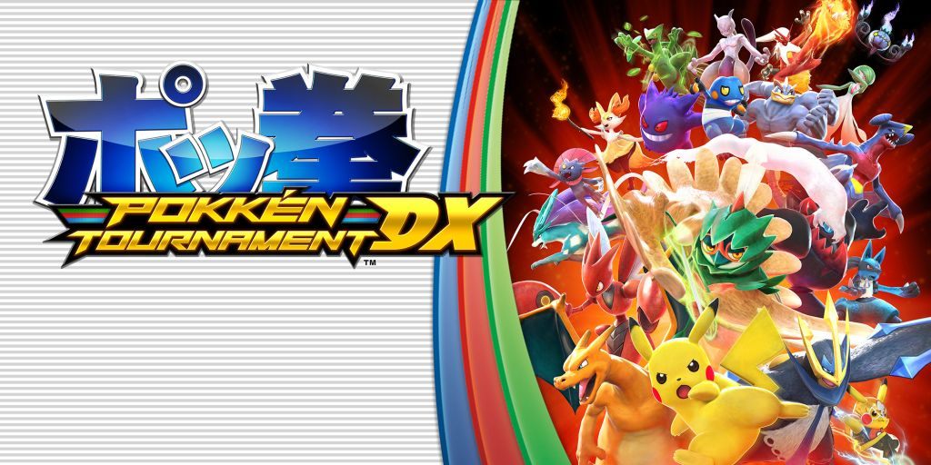 Nuovi DLC per Pokkén Tournament DX!